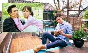 Chàng nam thần trong phim mới của Dương Tử đam mê du lịch