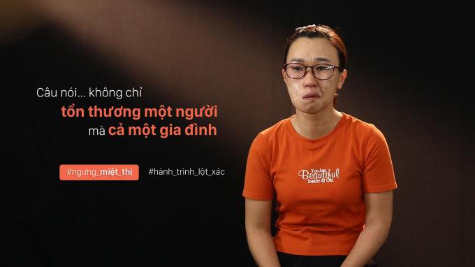 Chị Lê Thanh Thảo.