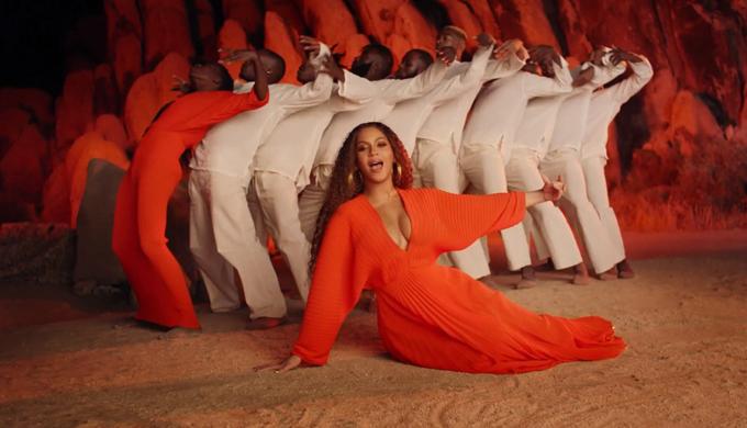 Spirit là single nằm trong album Lion King: The Gift tập hợp những bài hát trong phim Vua sư tử của Beyonce. Tuy nhiên, theo nữ ca sĩ, đây không phải là một danh sách nhạc phim như thông thường mà là một bản hợp thanh, một sự pha trộn giữa các thể loại, từ R&B, pop đến hip hop và Afro Beat.
