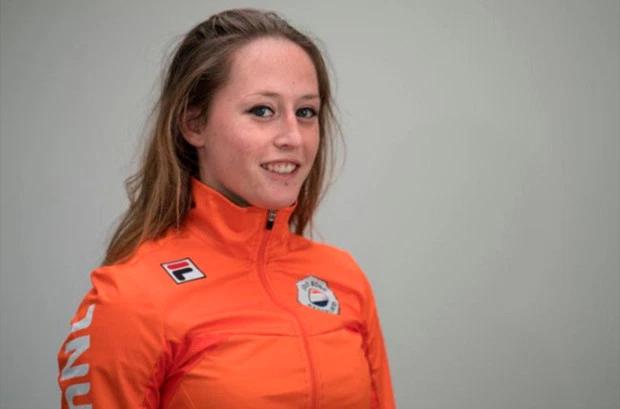 Nữ võ sĩ judo người Hà Lan - Kim Akker