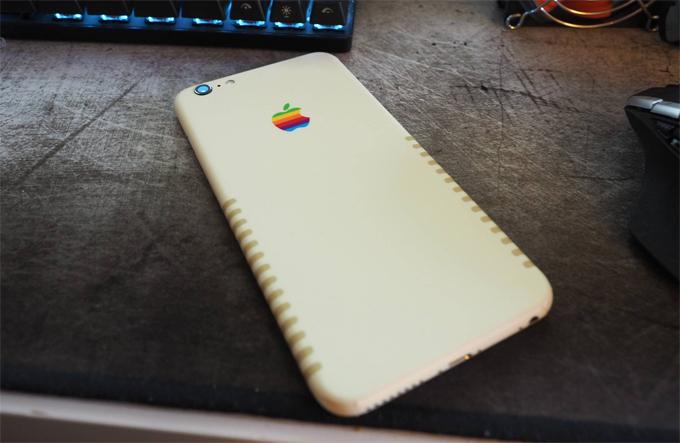 Apple sắp dùng lại logo cầu vồng