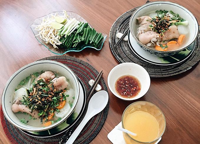 Những bữa ăn nấu bằng niềm vui trọn vẹn của Yumi Dương - 10