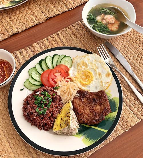 Những bữa ăn nấu bằng niềm vui trọn vẹn của Yumi Dương - 7