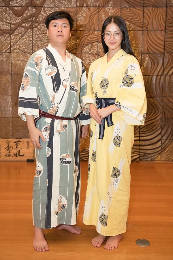 Trước đó, Phương Khánh tham gia các hoạt động Hiệp hội tiếng Nhật dành cho các quốc gia không dùng Hán tự JLAN và các du học sinh tại Fukuoka tổ chức.