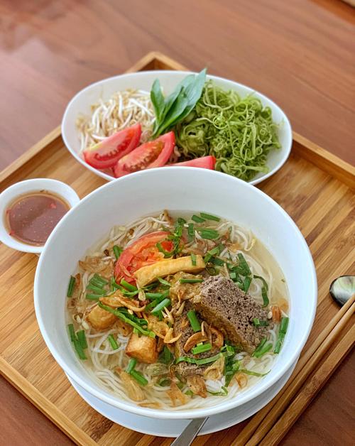 Những bữa ăn nấu bằng niềm vui trọn vẹn của Yumi Dương - 9