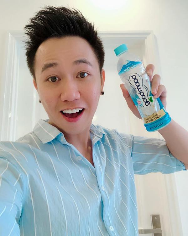 Với trải nghiệm vị giác khác lạ, nước uống có vị sữa chua Good Mood
