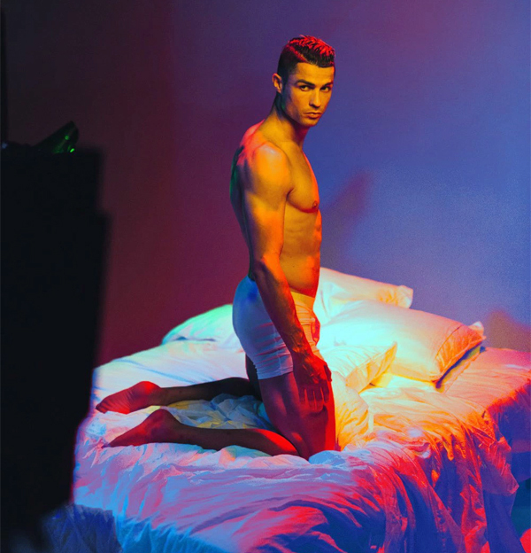 Light up your body this summer with the brand new High Summer CR7Underwear collection