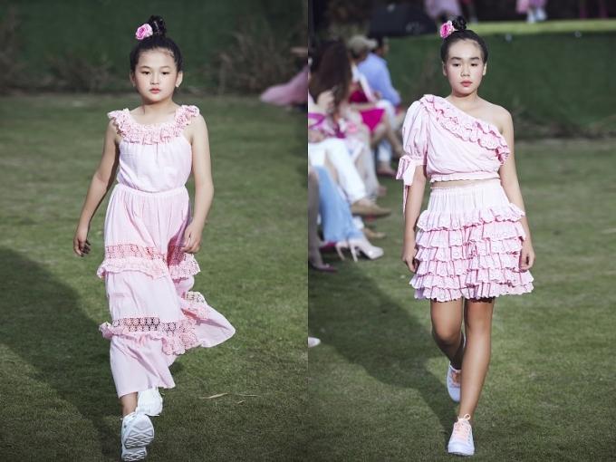 HHen Niê, Lệ Hằng diễn vedette cùng bản sao nhí Hồ Ngọc Hà - 9