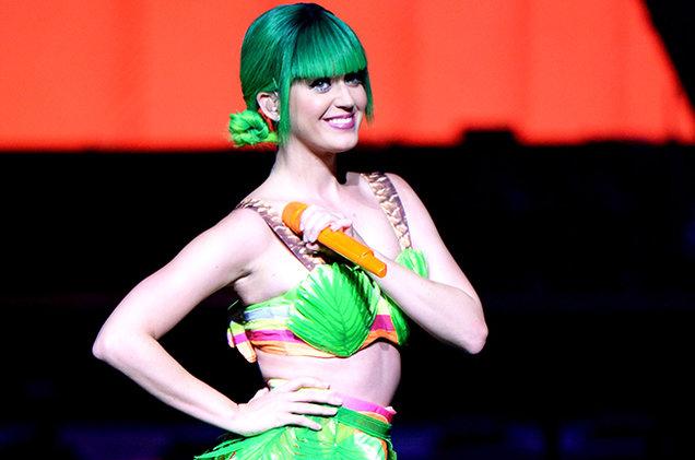 Katy Perry cho biết, cô quá yêu thích ca hát nên việc học hành không đến nơi đến chốn: Tôi rời khỏi trường từ thời trung học cơ sở và học ở nhà. Thi thoảng, tôi được gửi tới ngôi trường nửa thiên chúa giáo, nửa giáo dục. Tôi cũng không rõ chúng là những ngôi trường kiểu gì nữa. Nữ ca sĩ sau đó chỉ tham gia ký thi lấy bằng tốt nghiệp cấp 3.
