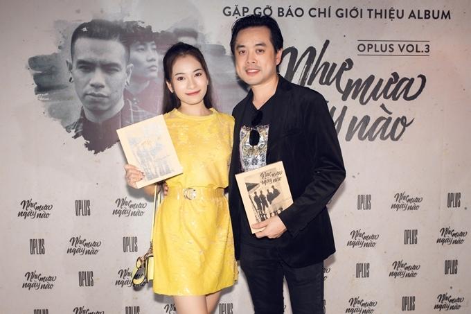 Thời gian qua, Dương Khắc Linh và vợ thường xuyên sánh đôi ở các sự kiện. Cặp đôi tổ chức lễ cưới vào tháng 6/2019 sau một năm hẹn hò.