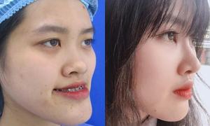Hành trình 'lột xác' thành hot girl của nữ sinh cảnh sát 9X