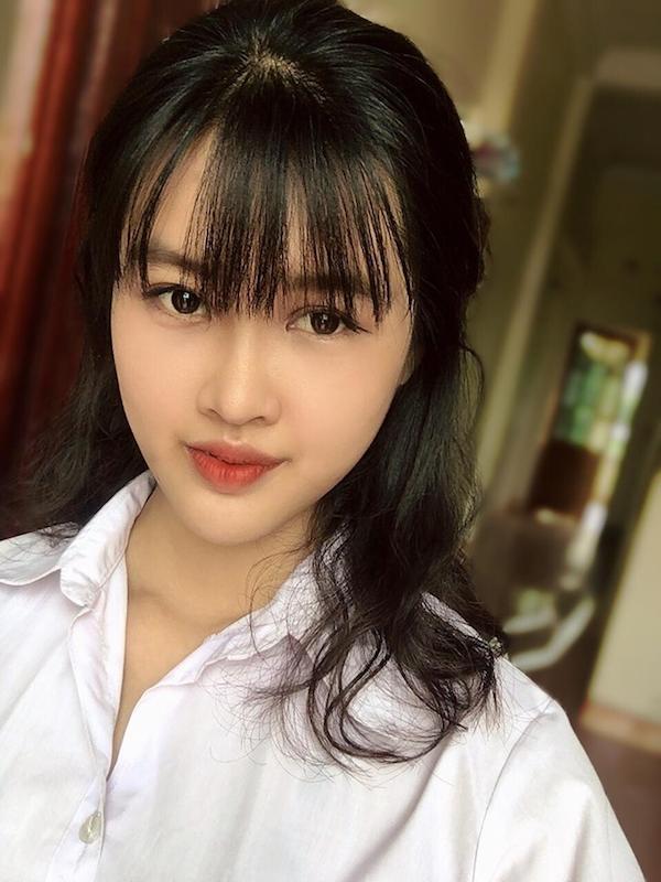 Gương mặt của nữ sinh Tuyên Quang biến đổi hoàn toàn sau 30 ngày.