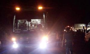 Hai nữ sinh tử vong sau tai nạn với xe khách