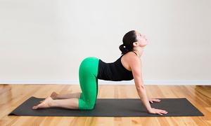 Chỉ cần tập một động tác này mỗi sáng, bạn vừa hết đau lưng vừa có eo thon