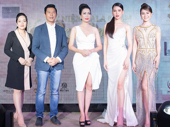 Trịnh Kim Chi và Bùi Quỳnh Hoa đều là giám khảo cuộc thi Nét đẹp công sở 2019.