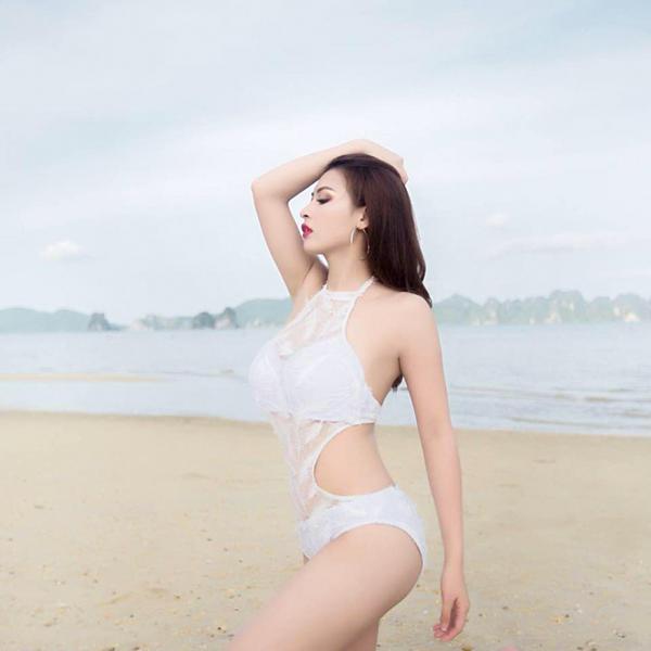 Bí quyết sở hữu vòng quyến rũ của người đẹp có gương mặt khả ái Miss Hạ Long 2018