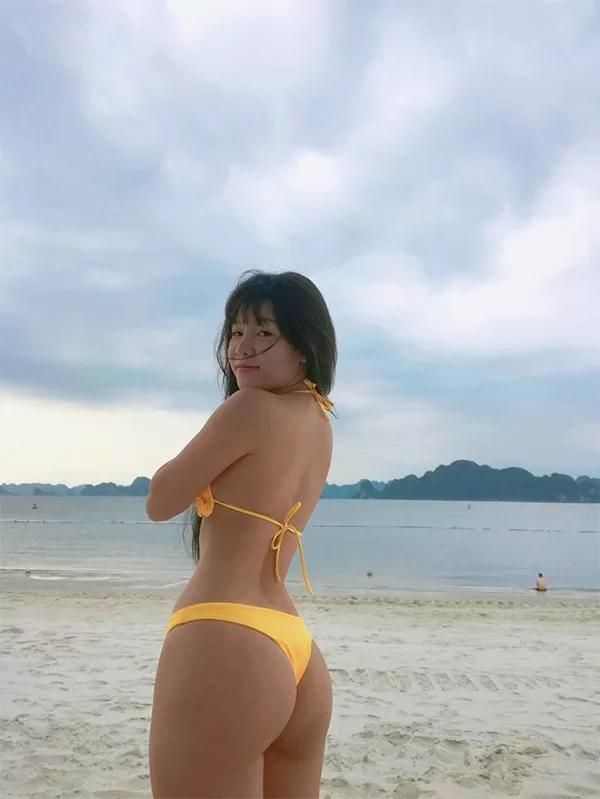 Các cô bạn gái hot girl của cầu thủ Việt - 1