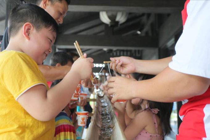 Lễ hội mặt trời mọc tại Sun World Halong Complex - 8