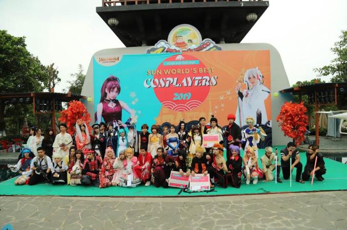 Lễ hội mặt trời mọc tại Sun World Halong Complex - 7