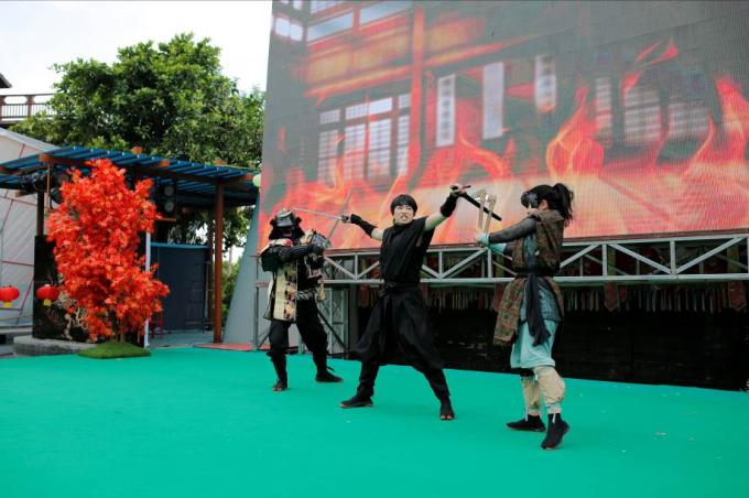 Lễ hội mặt trời mọc tại Sun World Halong Complex - 9