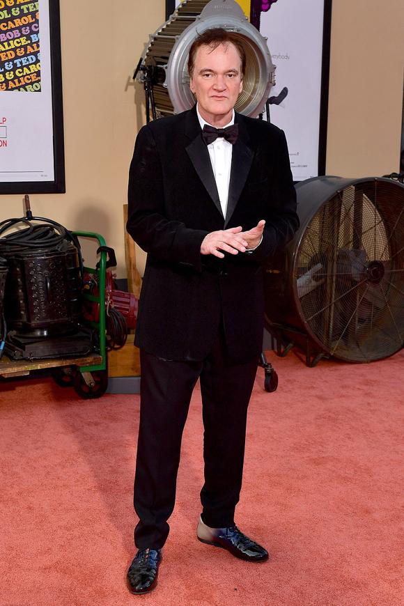 Đạo diễn phim Quentin Tarantino.