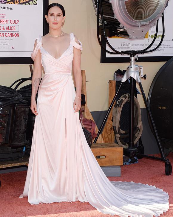 Rumor Willis - con gái của tài tử Bruce Willis và Demi Moore - cũng góp mặt trong bộ phim này.