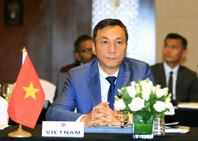 Ông Trần Quốc Tuấn vừa được bổ nhiệm chức Chủ tịch Ủy ban thi đấu AFC.