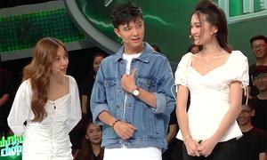 Bạn gái tránh nhắc tên Quang Hải khi tham gia game show