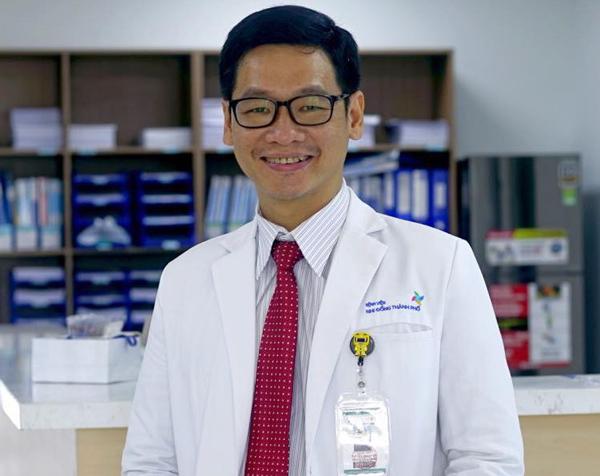 Bác sĩ Nguyễn Trần Nam. Ảnh: Nhân vật cung cấp
