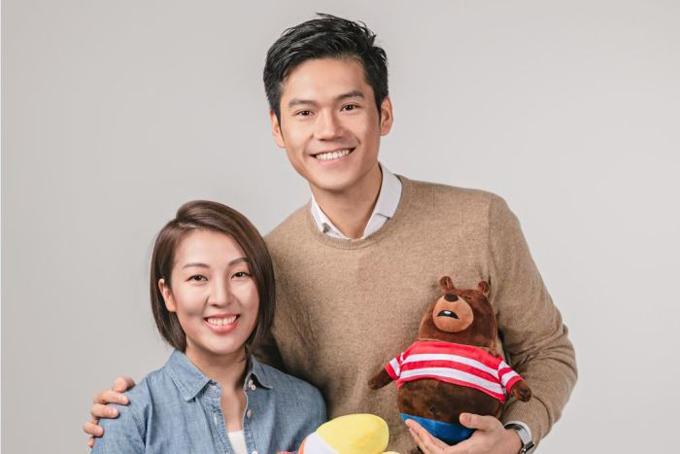 Hai nhà sáng lậpJiligualaTony Hsieh và Cathy Hsu. Ảnh: CNBC.