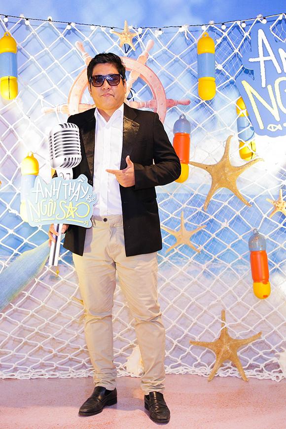 Đức Thịnh là một trong những đạo diễn năng suất nhất của điện ảnh Việt. Anh thầy ngôi sao là phim thứ hai của hai do anh đạo diễn ra mắt trong năm 2019, sau Trạng Quỳnh. Trong phim này, ngoài ghế chỉ đạo và dàn dựng, anh còn đảm nhận vai ba của Miu Lê với tính cách hài hước.