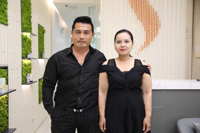 Cặp vợ chồng tuổi 40 tìm lại cảm hứng yêu sau khi giảm béo   - 1