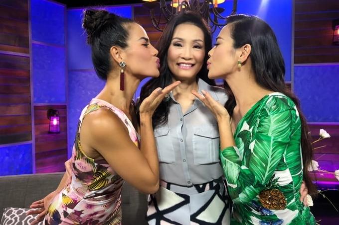 Hồng Đào trở lại công việc sau khi thừa nhận ly hôn Quang Minh - 2