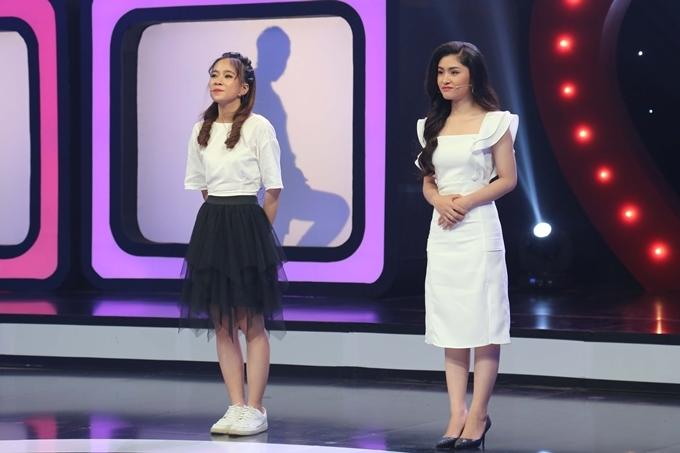 Hai nữ chính xuất hiện ở tập 9 tuần này là Ngọc Hân (20 tuổi, người mẫu) và Trà Mi (20 tuổi, sinh viên).