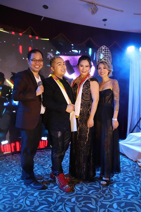 Hoa hậu Nguyễn Vi Thúy làm giám khảo sự kiện phun xăm thẩm mỹ tại Canada - 13