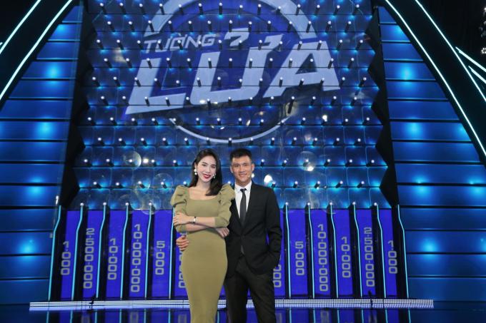 Thủy Tiên, Công Vinh đấu trí giành giải thưởng 6 tỷ đồng trong gameshow Tường Lửa - 2
