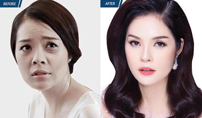 Diễn viên Dương Cẩm Lynh chia sẻ kinh nghiệm làm đẹp ở tuổi trung niên - 2