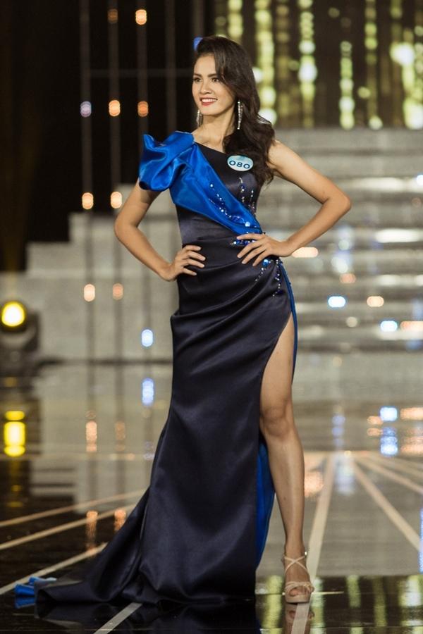 Tham gia cuộc thi Hoa hậu Thế giới Việt Nam, với Ngọc Thoa đây là cơ hội