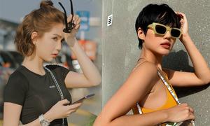 Sao Việt làm mới phong cách cùng trend tóc ngắn