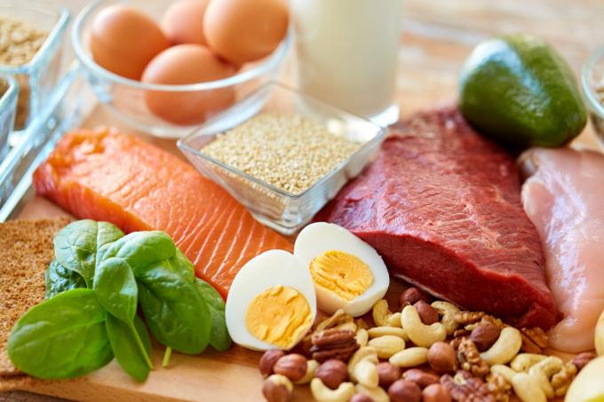 Vị umami tồn tại phổ biến ở trong tự nhiên, đặc biệt là ở các loại thực phẩm giàu đạm.