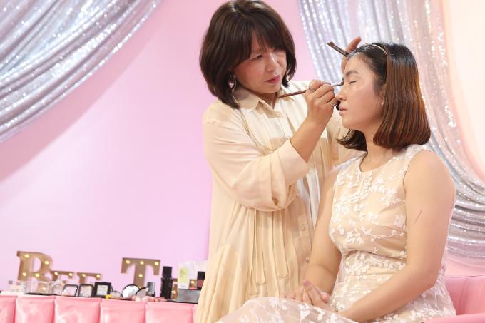 Chuyên viên trang điểm Hàn Quốc bật mí cách make-up - 1
