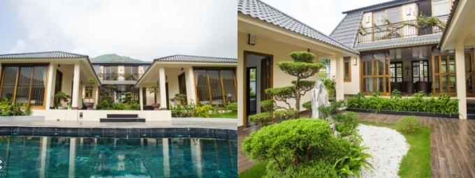 Màu sắc Á Đông đậm nét tại Shoji Home. Đây sẽ làkhông gian sống bình yên, mát mẻ ởgần trung tâm thành phố Hà Nội.