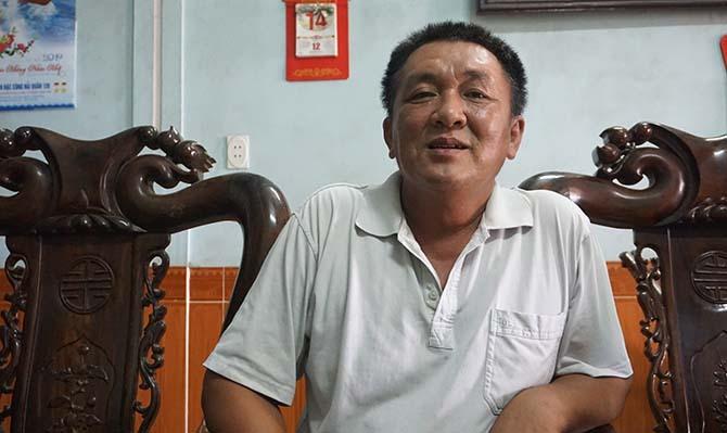 Hơn 10 năm làm nghề bảo vệ, ông Bảo cho hay chưa từng chứng kiến tên cướp nào hung dữ, táo tợn như vậy.