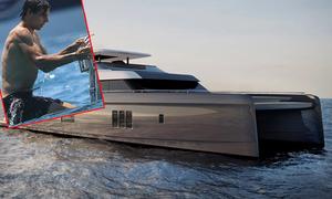 Nadal mua du thuyền thế hệ mới