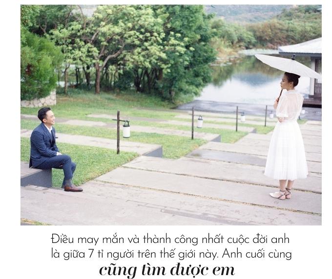 Đàm Thu Trang ôm chặt Cường Đôla trong ảnh cưới - page 2