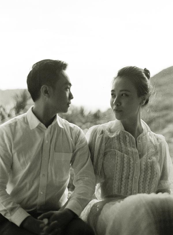 Đàm Thu Trang ôm chặt Cường Đôla trong ảnh cưới - page 2 - 5