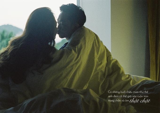 Đàm Thu Trang ôm chặt Cường Đôla trong ảnh cưới - page 2 - 8