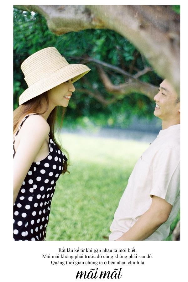 Đàm Thu Trang ôm chặt Cường Đôla trong ảnh cưới - page 2 - 9