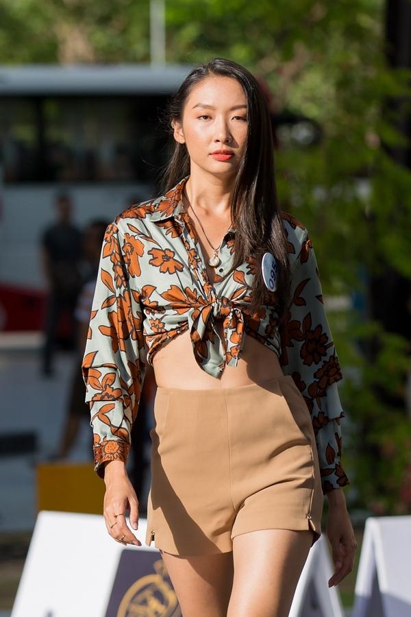 Ban giám khảo chọn ra top 3 Top Model trong đêm thi và kết quả thí sinh chiến thắng được công bố vào đêm chung kết.