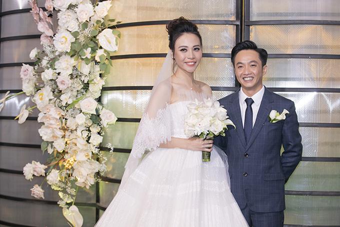 Đám cưới của Cường Đôla - Đàm Thu Trang thắt chặt an ninh tới mức tối đa, giúp đảm bảo sự riêng tư.